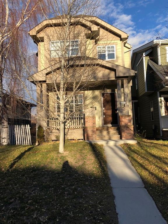 2448 22A Street NW, Calgary, AB T2M 2X7 (#C4242709) :: The Cliff Stevenson Group