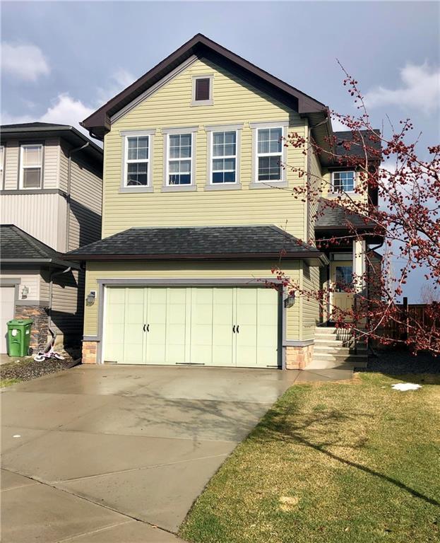 109 Evansdale Landing NW, Calgary, AB T3P 0C7 (#C4243720) :: Redline Real Estate Group Inc