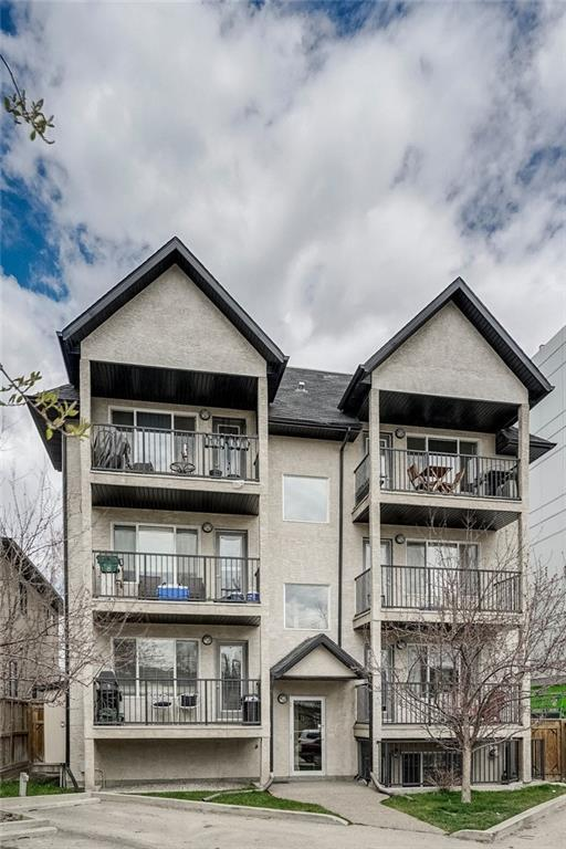 2111 34 Avenue SW #101, Calgary, AB T2T 2C5 (#C4244223) :: Redline Real Estate Group Inc