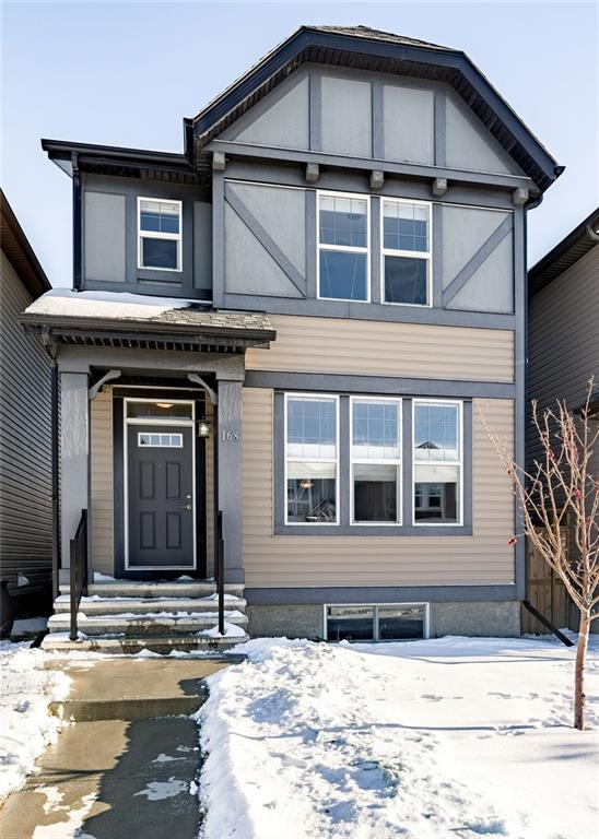 168 New Brighton Grove SE, Calgary, AB T2Z 4Y2 (#C4244243) :: The Cliff Stevenson Group