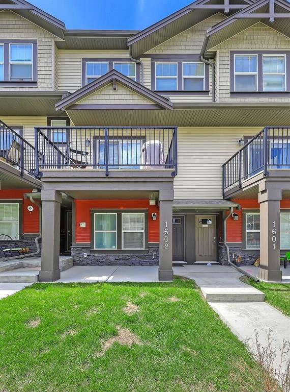 280 Williamstown Close NW #1602, Airdrie, AB T4B 4B6 (#C4244559) :: The Cliff Stevenson Group