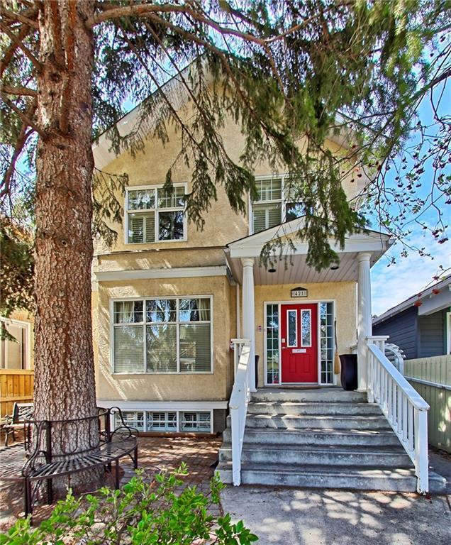 421 11 Street NW, Calgary, AB T2N 1X5 (#C4244680) :: Redline Real Estate Group Inc