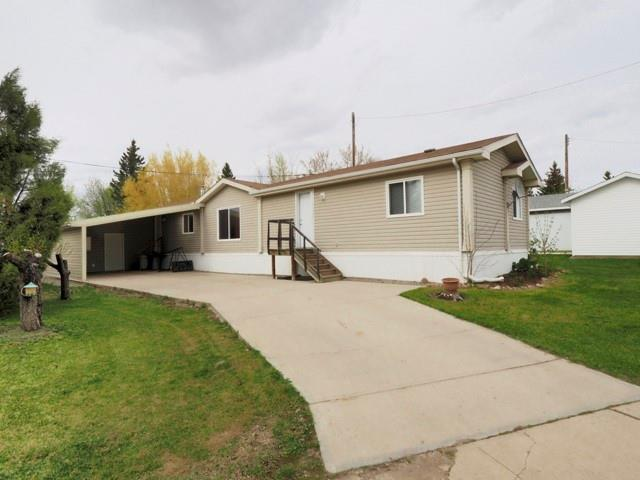 8 Mobile Drive, Three Hills, AB T0M 2A0 (#C4245185) :: Redline Real Estate Group Inc