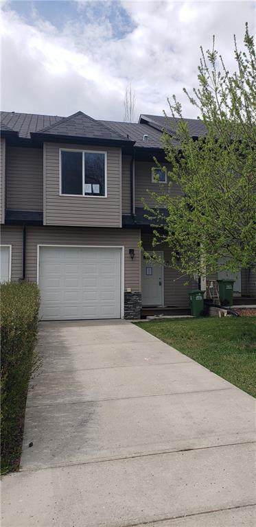 249 Ross Avenue #3, Cochrane, AB  (#C4245206) :: The Cliff Stevenson Group