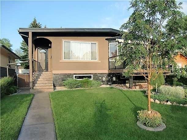 3810 1 Street NW, Calgary, AB T2K 0W8 (#C4245221) :: The Cliff Stevenson Group
