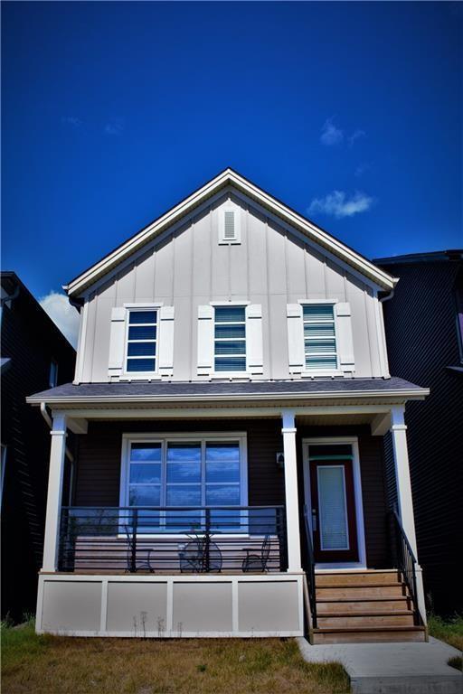 108 Savanna Road NE, Calgary, AB T3J 0V7 (#C4245356) :: Redline Real Estate Group Inc