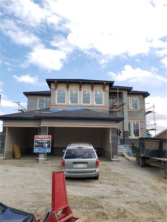 124 Aspenmere Way, Chestermere, AB T1X 0P1 (#C4245378) :: Redline Real Estate Group Inc