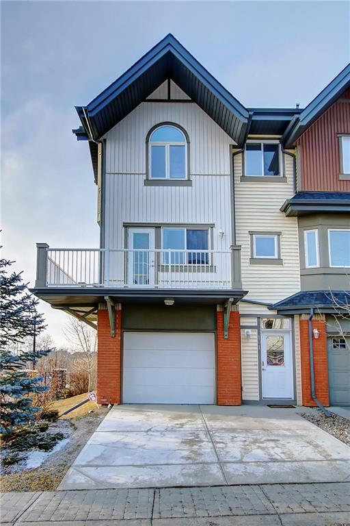 101 Wentworth Villa(S) SW, Calgary, AB T3H 0K6 (#C4245484) :: Redline Real Estate Group Inc