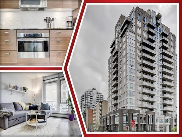 1500 7 Street SW #401, Calgary, AB T2R 0A7 (#C4245621) :: Redline Real Estate Group Inc