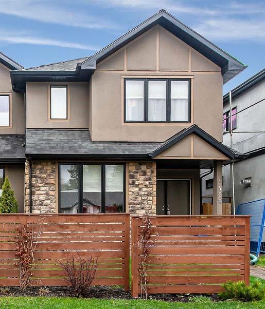 1422 4 Street NW, Calgary, AB T2M 2Y9 (#C4245704) :: Redline Real Estate Group Inc
