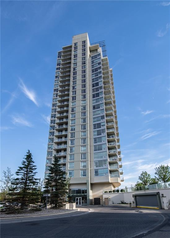 77 Spruce Place SW #605, Calgary, AB T3C 3X6 (#C4245847) :: The Cliff Stevenson Group