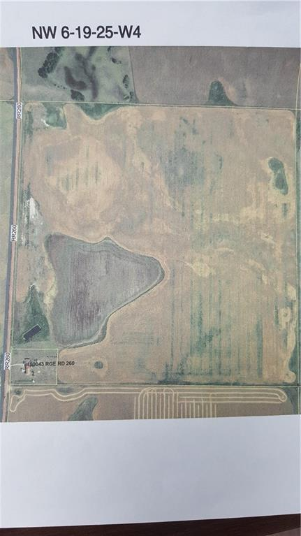 Nw-6-19-25-W4, Rural Vulcan County, AB T0L 2B0 (#C4246085) :: Redline Real Estate Group Inc