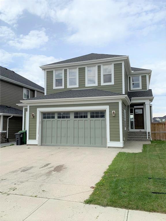 214 Ridge View Green, Cochrane, AB T4C 0J1 (#C4247444) :: Redline Real Estate Group Inc