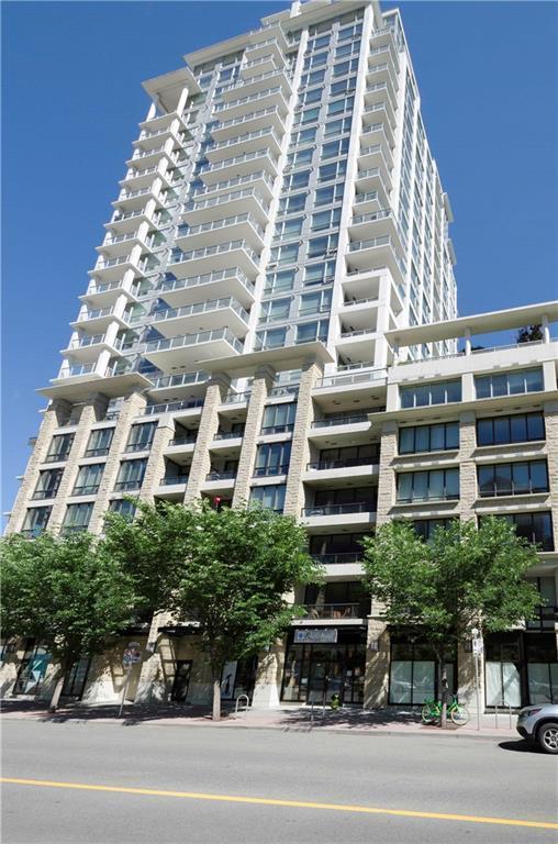 222 Riverfront Avenue SW #827, Calgary, AB T2P 0X2 (#C4254164) :: Redline Real Estate Group Inc