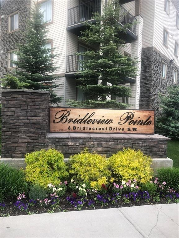 8 Bridlecrest Drive SW #2112, Calgary, AB T2Y 0H7 (#C4254208) :: The Cliff Stevenson Group