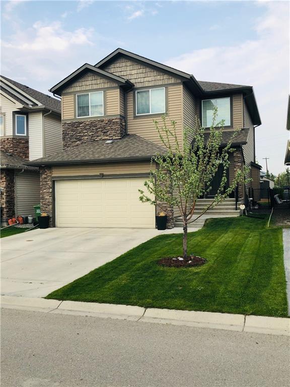 104 West Pointe Manor, Cochrane, AB T4C 0C2 (#C4254815) :: Redline Real Estate Group Inc