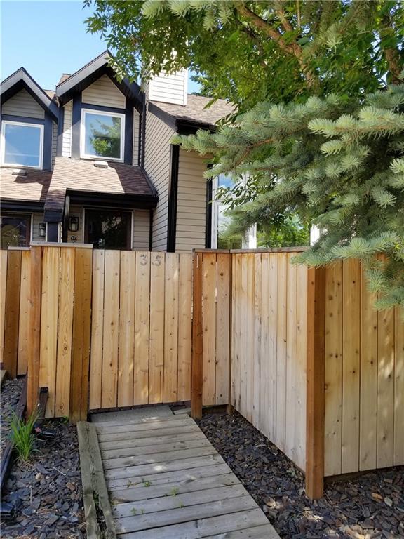 12625 24 Street SW #35, Calgary, AB T2W 4B1 (#C4255627) :: Redline Real Estate Group Inc