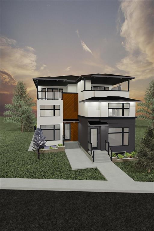 2633 1 Avenue NW #1, Calgary, AB T2N 0C5 (#C4256612) :: Redline Real Estate Group Inc