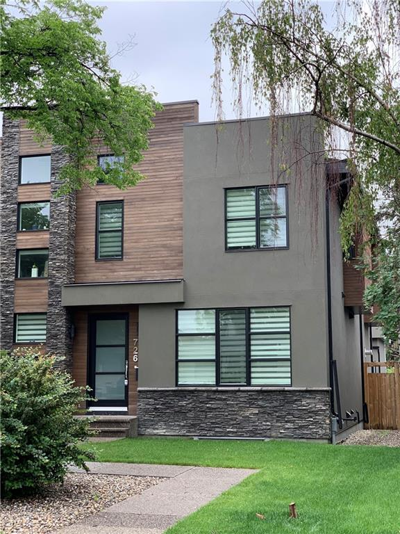 726 33A Street NW, Calgary, AB T2N 2X2 (#C4257389) :: Redline Real Estate Group Inc