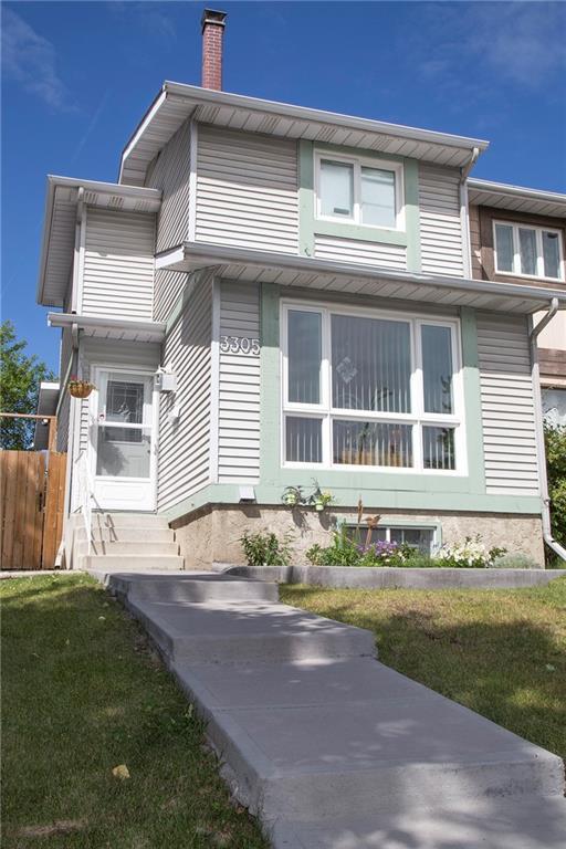 3305 56 Street NE, Calgary, AB T1Y 3Y7 (#C4261270) :: The Cliff Stevenson Group