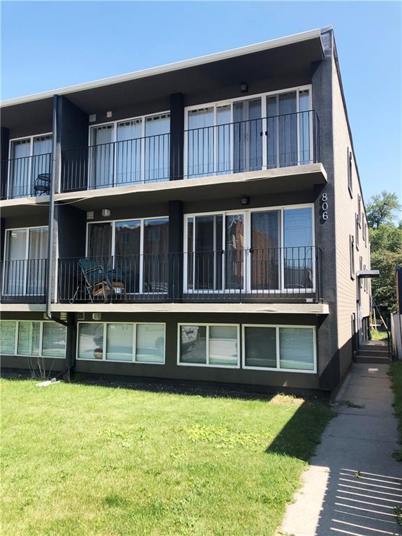 806 9A Street NW #1, Calgary, AB T2N 1V1 (#C4262026) :: The Cliff Stevenson Group