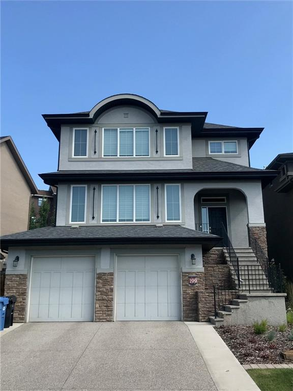 199 Springbluff Heights SW, Calgary, AB T3H 5B8 (#C4262151) :: The Cliff Stevenson Group
