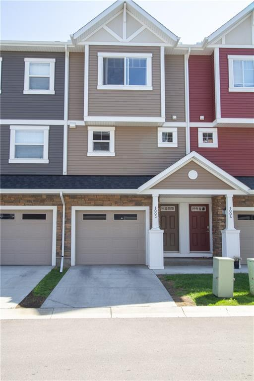 1225 Kings Heights Way SE #1003, Airdrie, AB T4A 0T7 (#C4262620) :: The Cliff Stevenson Group