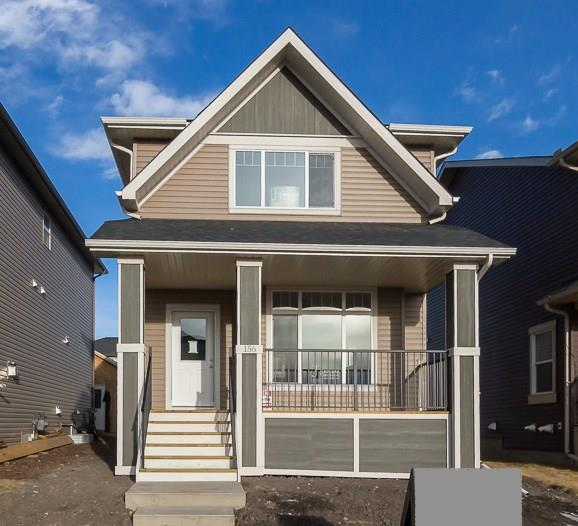 156 Willow Street, Cochrane, AB T4C 0X9 (#C4263464) :: Virtu Real Estate