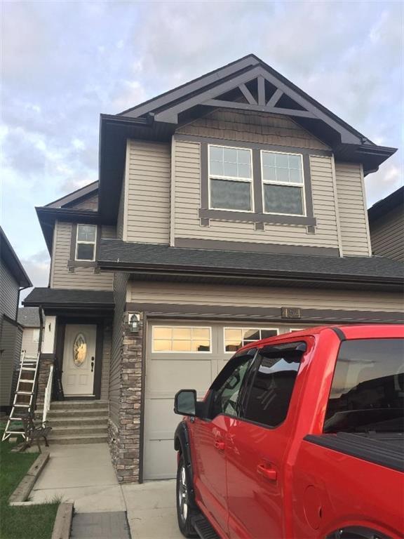 454 Skyview Ranch Way NE, Calgary, AB T3N 0H2 (#C4263561) :: The Cliff Stevenson Group