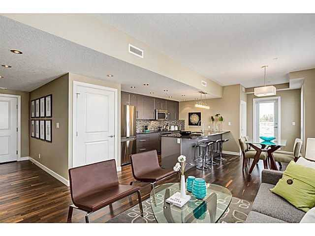 1110 3 Avenue NW #414, Calgary, AB T2N 1W1 (#C4267477) :: Virtu Real Estate