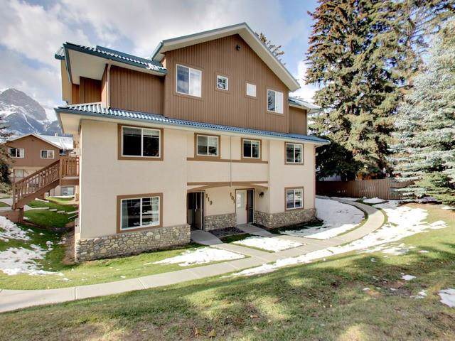 1000 Harvie Heights Road #119, Harvie Heights, AB T1W 2W2 (#C4267649) :: Canmore & Banff
