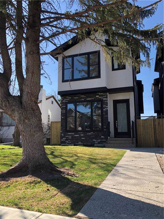 1117 19 Avenue NW, Calgary, AB T2M 1A1 (#C4267985) :: The Cliff Stevenson Group