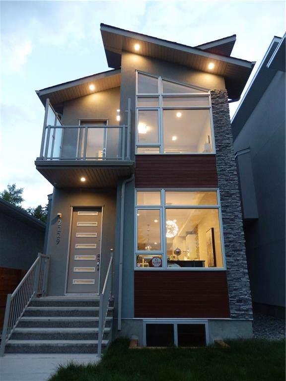 2229 25 Avenue NW, Calgary, AB T2M 2C2 (#C4268358) :: Virtu Real Estate