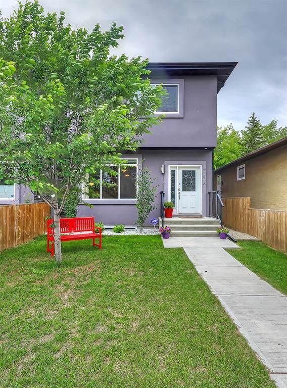 4726 Bowness Road NW, Calgary, AB T3B 0B4 (#C4269674) :: Redline Real Estate Group Inc