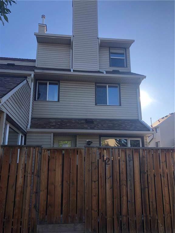 25 Glamis Green SW #112, Calgary, AB T3E 6V1 (#C4270309) :: Redline Real Estate Group Inc