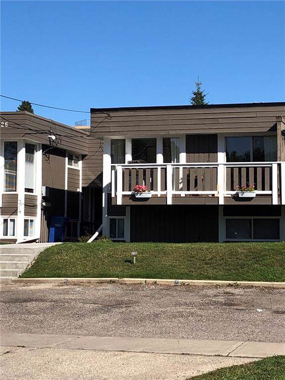 126 Mcrae Street #5, Okotoks, AB T1S 1J4 (#C4270357) :: Redline Real Estate Group Inc