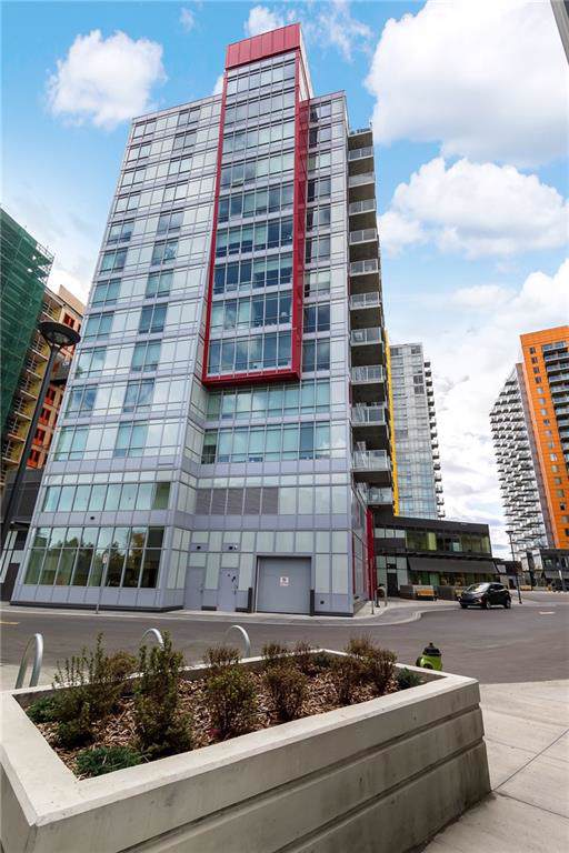 10 Brentwood Common NW #806, Calgary, AB T2L 2L6 (#C4270697) :: Redline Real Estate Group Inc