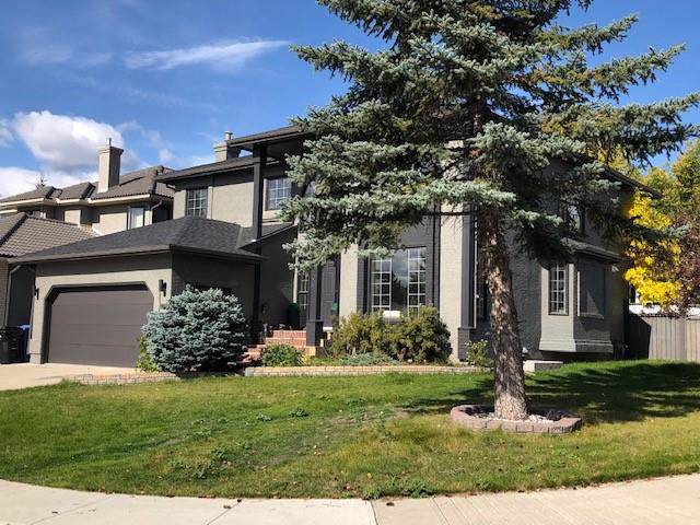 404 Scandia Bay NW, Calgary, AB T3L 1H9 (#C4270888) :: Redline Real Estate Group Inc