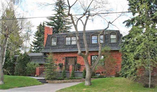 2303 Morrison Street SW, Calgary, AB T2T 3J4 (#C4271835) :: Virtu Real Estate
