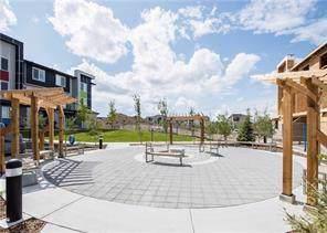 355 Redstone Walk/Walkway NE #202, Calgary, AB T3N 1M5 (#C4272397) :: Redline Real Estate Group Inc