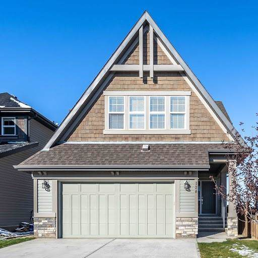 124 Auburn Meadows Crescent SE, Calgary, AB T3M 2E2 (#C4272401) :: Redline Real Estate Group Inc