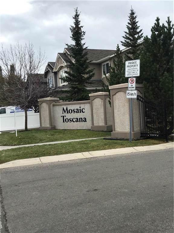 218 Toscana Garden(S) NW, Calgary, AB T3L 3C4 (#C4272564) :: Redline Real Estate Group Inc
