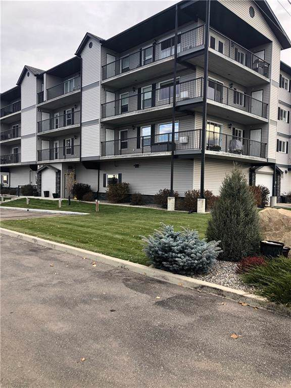 408 1 Avenue SE #301, Black Diamond, AB T0L 0H0 (#C4273019) :: Redline Real Estate Group Inc