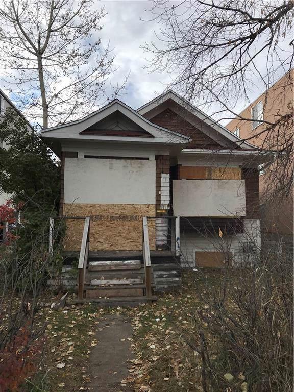 629 9A Street NW, Calgary, AB T2N 1T9 (#C4273107) :: Virtu Real Estate