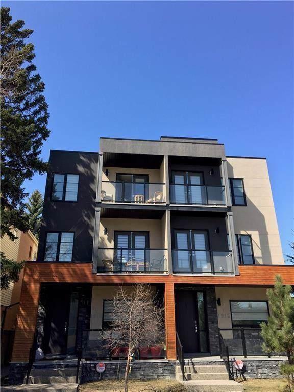 1915 33 Street SW #2, Calgary, AB T3E 2S6 (#C4273264) :: Calgary Homefinders
