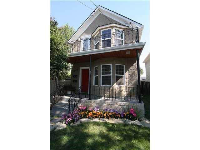 1012 5 Street NE, Calgary, AB T2E 3X1 (#C4273365) :: Canmore & Banff