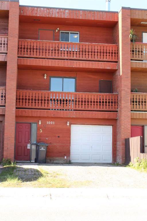 1001 10 Avenue SE #5, High River, AB T1V 1K6 (#C4274133) :: Virtu Real Estate