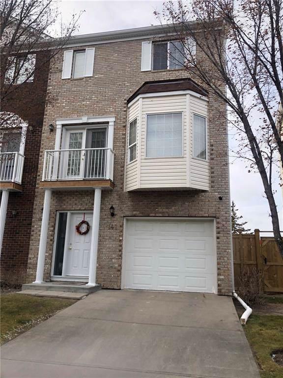 142 Citadel Lane NW, Calgary, AB T3G 4E1 (#C4274365) :: Virtu Real Estate