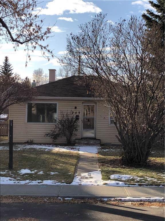243 24 Avenue NE, Calgary, AB T2E 1W9 (#C4274412) :: Calgary Homefinders