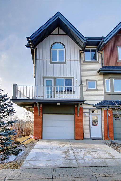 101 Wentworth Villas SW, Calgary, AB T3H 0K6 (#C4274728) :: Virtu Real Estate